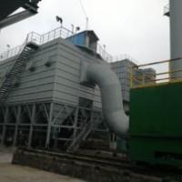 焦化厂备煤车间污染点收尘达标技术应用