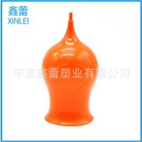 厂家批发塑料酒杯 万圣节圣诞节装饰道具 创意高脚杯塑料红酒杯