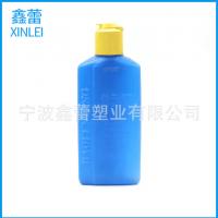 厂家专业供应药品瓶 保健品包装压旋盖塑料 PE方形塑料药品瓶