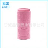 塑料水杯 创意促销礼品塑料杯 广告密封水杯 可定做便携式杯子