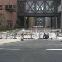 湖北路桩厂家 湖北升降柱 防撞升降柱 安全防撞路桩钢精灵路桩