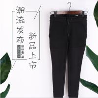 018夏季新款休闲韩版季短裤弹力裤子修身运动直筒裤