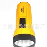 厂家直供 特价处理 礼品LED手电筒 铝合金手电筒 小手电筒