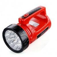 9001-C LED塑料手电筒(红色) 厂家直销 批发价