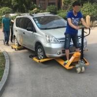 广西液压移车器抬车器拖车器供应商
