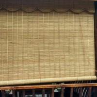 临潼艺术竹帘哪家好-哪能买到好用的渭南竹窗帘