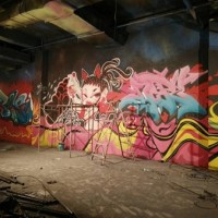 墙体彩绘公司-沈阳吉卜力文化传媒_只做专业的墙体彩绘