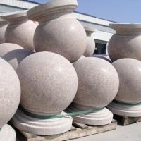 圆形挡车石厂-辽宁专业的挡车圆石哪里有售