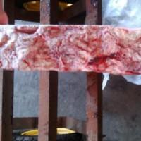 山东抢手的混冻成板猪脑供应-销售优质猪脑