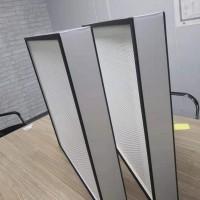 广东高效无隔板空气过滤器-东莞实惠的无隔板高效过滤器哪里买