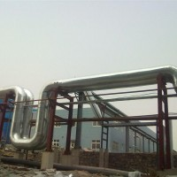 镀锌铁皮管道包岩棉板保温工程 防腐保温施工队