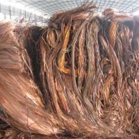 东莞上门收购废电线回收-靠谱的回收各种有色金属森润能物资回收部提供