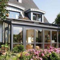 专业的花园玻璃房供应 崂山北九水花园玻璃房