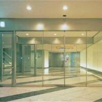 玻璃门报价-信誉好的商洛玻璃门供应商-当属鑫华玻璃