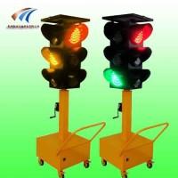 荆门市交通信号灯 太阳能移动红绿灯价格