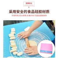 加厚擀面垫食品级硅胶垫不粘揉面垫家用切面烘焙垫和面垫烘焙工具