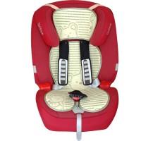 儿童新款绿色冰丝安全垫宝宝手推车冰垫婴儿车草席夏座椅凉席通用