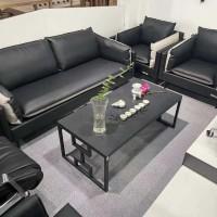 办公沙发单人位价格(不含茶几)