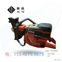 桂林鞍铁内燃钢轨切割机_设备厂的几点保养方法
