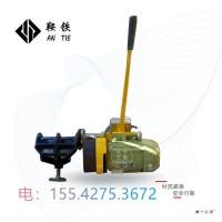 鞍铁电动端面打磨机DM-1打磨轨道器材日常维修方法