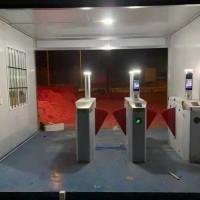 武汉不锈钢翼闸 地铁出入口翼闸