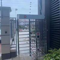 武汉单通闸门厂家 学校出入口用双通闸门