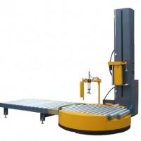 缠绕机出售;全自动在线式缠绕膜机 自动上断膜缠绕机